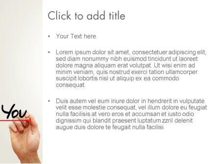 Thank You PowerPoint Template, Slide 3, 13945, Business Concepts — PoweredTemplate.com