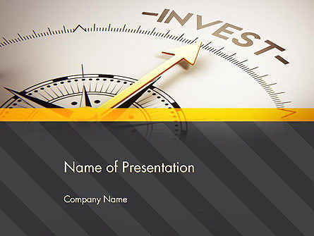 Invest Indicator PowerPoint Template