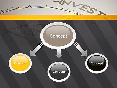 Invest Indicator PowerPoint Template, Slide 4, 13952, Financial/Accounting — PoweredTemplate.com