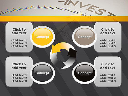 Invest Indicator PowerPoint Template Slide 9