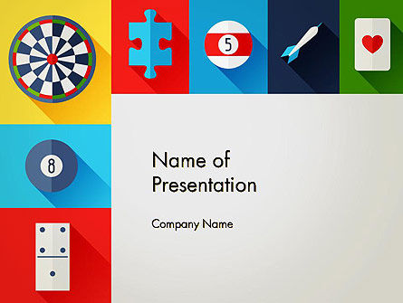 Gambling Theme PowerPoint Template