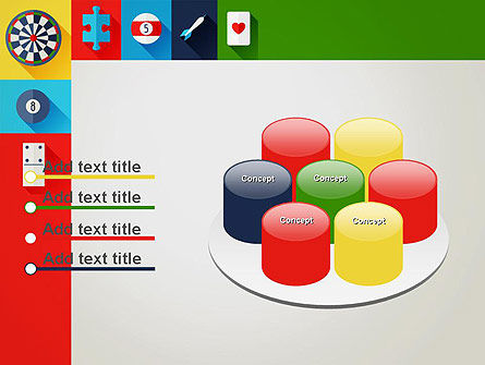 Gambling Theme PowerPoint Template Slide 12