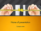 Business Concepts: Enterprise Risk Management PowerPoint Template #13957