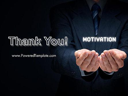 Motivation PowerPoint Template Slide 20