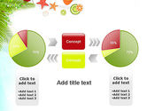 Tropical Holidays PowerPoint Template#11