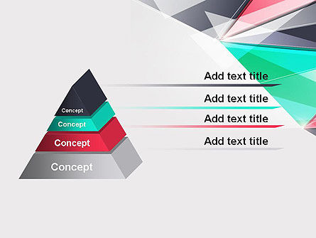 Abstract Polygonal PowerPoint Template Slide 12