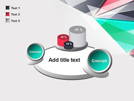 Abstract Polygonal PowerPoint Template Slide 16