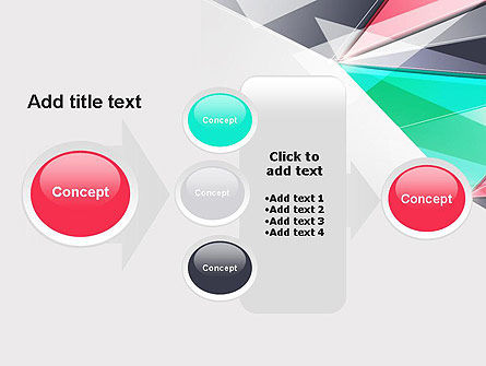Abstract Polygonal PowerPoint Template Slide 17