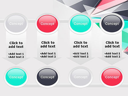 Abstract Polygonal PowerPoint Template Slide 18