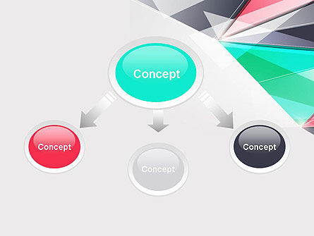 Abstract Polygonal PowerPoint Template, Slide 4, 13965, Abstract/Textures — PoweredTemplate.com