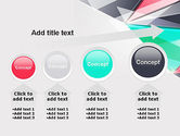 Abstract Polygonal PowerPoint Template#13