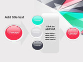 Abstract Polygonal PowerPoint Template#17