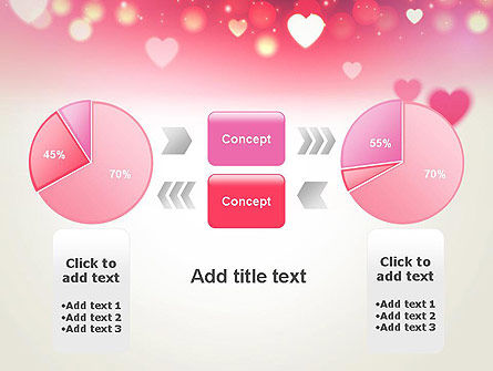 Pink Valentines Day PowerPoint Template Slide 11