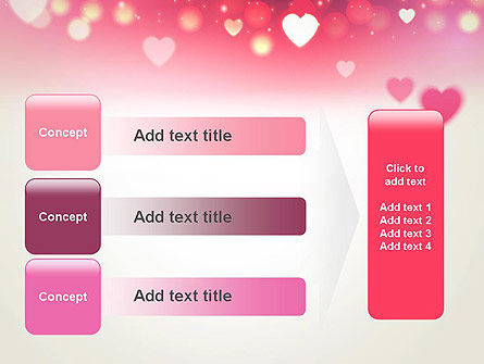 Pink Valentines Day PowerPoint Template Slide 12