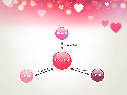 Pink Valentines Day PowerPoint Template Slide 14