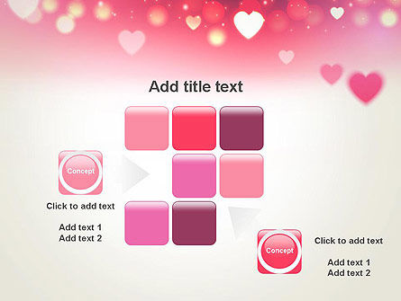 Pink Valentines Day PowerPoint Template Slide 16