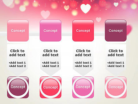 Pink Valentines Day PowerPoint Template Slide 18