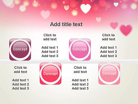 Pink Valentines Day PowerPoint Template Slide 19