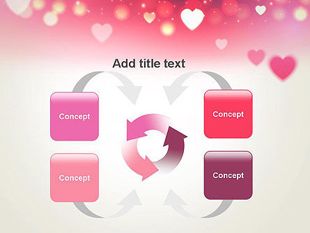 Pink Valentines Day PowerPoint Template Slide 6