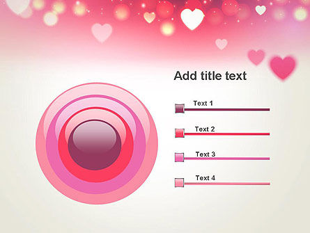 Pink Valentines Day PowerPoint Template Slide 9