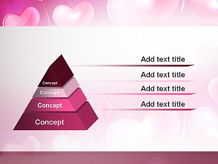 Fantasy Hearts PowerPoint Template Slide 12