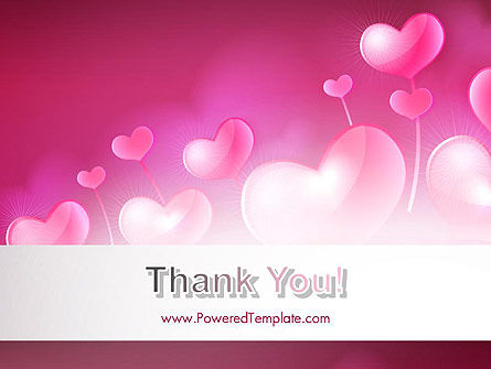Fantasy Hearts PowerPoint Template Slide 20