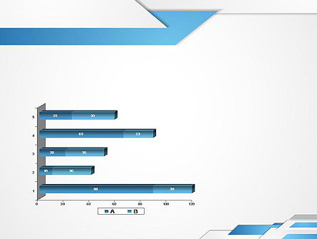 Directed Layers Abstract PowerPoint Template Slide 11