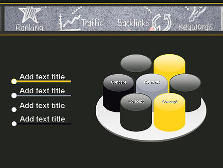 SEO Concept PowerPoint Template Slide 12