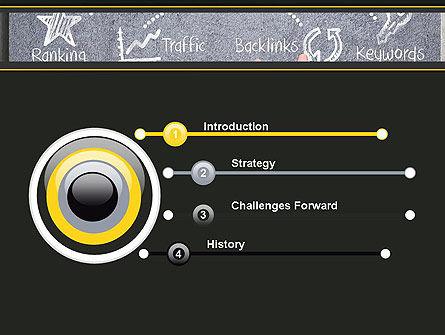 SEO Concept PowerPoint Template, Slide 3, 13979, Careers/Industry — PoweredTemplate.com