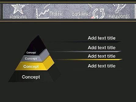 SEO Concept PowerPoint Template, Slide 4, 13979, Careers/Industry — PoweredTemplate.com
