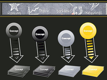 SEO Concept PowerPoint Template Slide 8