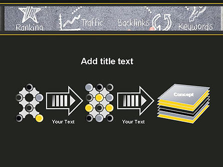SEO Concept PowerPoint Template Slide 9