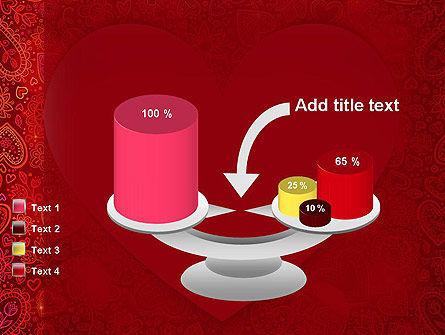 Love Frame PowerPoint Template Slide 10