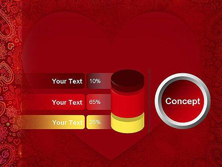 Love Frame PowerPoint Template Slide 11