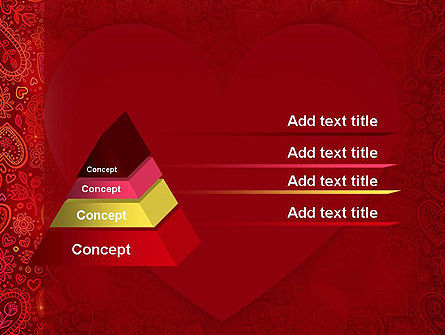 Love Frame PowerPoint Template Slide 12