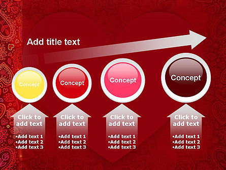 Love Frame PowerPoint Template Slide 13
