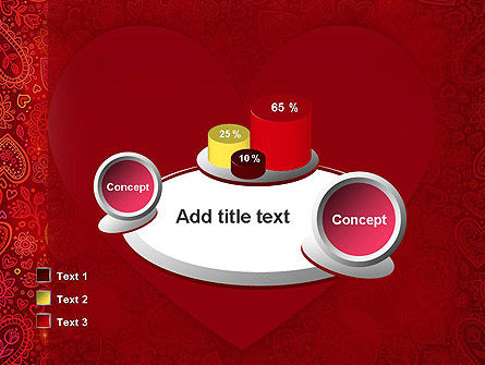 Love Frame PowerPoint Template Slide 16