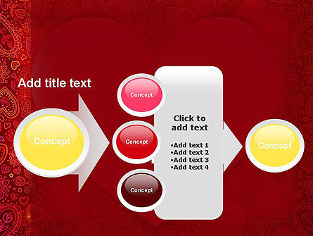 Love Frame PowerPoint Template Slide 17