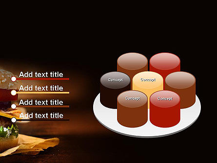 Gourmet Burger PowerPoint Template Slide 12