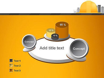 Constructing Theme PowerPoint Template Slide 6