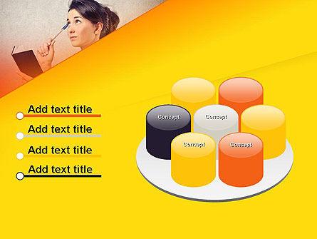Memorizing PowerPoint Template Slide 12