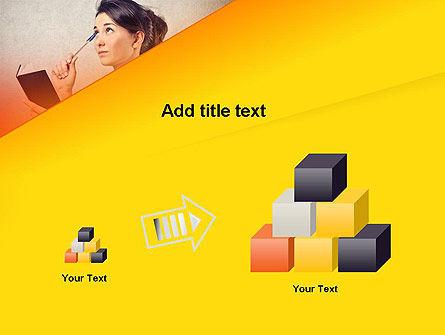 Memorizing PowerPoint Template Slide 13