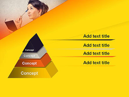 Memorizing PowerPoint Template, Slide 4, 13985, Education & Training — PoweredTemplate.com