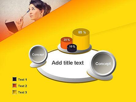 Memorizing PowerPoint Template Slide 6