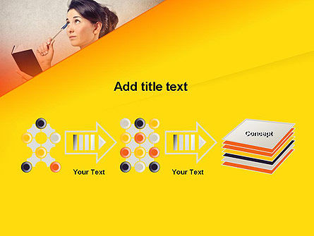 Memorizing PowerPoint Template Slide 9