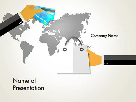 Careers/Industry: Purchase and Delivery PowerPoint Template #13986