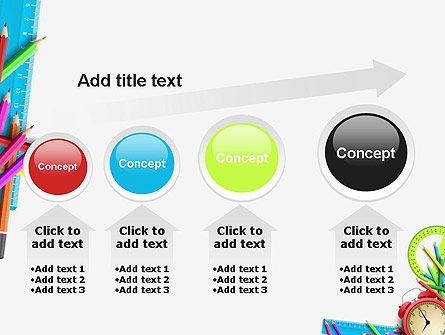 Time to Study PowerPoint Template Slide 13