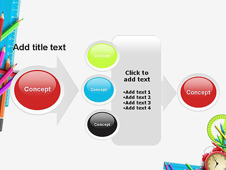 Time to Study PowerPoint Template Slide 17