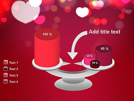 Love Pink PowerPoint Template Slide 10