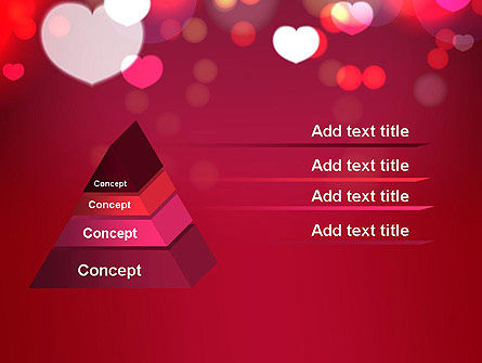 Love Pink PowerPoint Template Slide 12